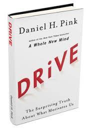 drive  -daniel pink...motivasyon ve performans üzerine bir kitap  (1/2)
